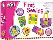 Galt Toys First Sewing,儿童手工套装,适合 5 岁及以上儿童