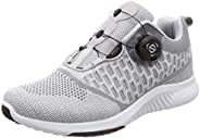[FUSS]跑步 步行 菱形鞋 穿脱 方便 运动鞋 运动鞋 男式 前脚蹬