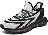 Ahico 男式时尚运动鞋 跑鞋 步行 运动 休闲 运动 室内 户外 健身 慢跑 路鞋