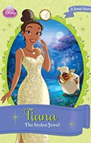 Disney Princess Tiana: The Stolen Jewel: A Jewel Story (Chapter Book) (English Edition)