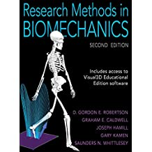 Research Methods In Biomechanics (English Edition)
