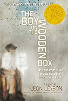 """""""The Boy on the Wooden Box: How the Impossible Became Possible . . . on Schindler's List (No Series) (English Edition)"""",作者:[Leon Leyson]"""