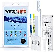 Watersafe 饮用水测试套件 - 世界上非常敏感的铅测试 - 自来水和井水、滤水器检测到 10 个参数 - 用于铅、农物、硬度等