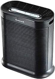 Honeywell 霍尼韦尔 HPA300 True HEPA 空气净化器,超大房间,黑色