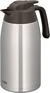 THERMOS 膳魔师 不锈钢热水壶 2.0L 不锈钢棕色 THV-2001 SBW