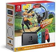 Nintendo 任天堂 Switch 环状贴合冒险套装