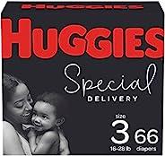 低*性婴儿纸尿裤尺寸 3,66 克拉,Huggies *配送