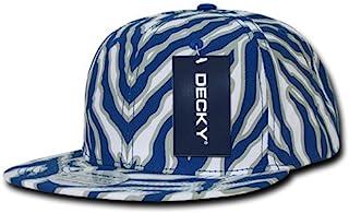 Decky Ziger 纯色后扣棒球帽
