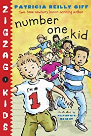 Number One Kid (Zigzag Kids Book 1) (English Edition)