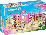 PLAYMOBIL City Life 9226 婚紗店玩具,適合4歲以上的兒童