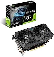 ASUS 华硕 GeForce RTX 2060 双风扇 6G DUAL-RTX2060-O6G-MINI