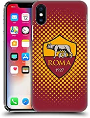 AS Roma,iPhone x/iphone xs 部分硬質后蓋