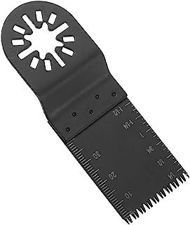 Riuty 振荡锯片,10 片快速释放锯片多功能牙齿大型电动快拆工具木或金属和塑料锯片