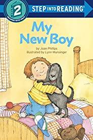 My New Boy (Step into Reading) (English Edition)
