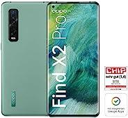 OPPO Find X2 Pro 智能手机(17.02厘米(6.7英寸)OLED 显示屏,5G,512 GB 内存,12 GB 内存,三重摄像头,4260 mAh,ColorOS 7.1)*