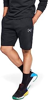 Under Armour 安德玛 男士 Ua Baseline Fleece 短裤