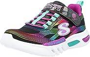 Skechers 斯凯奇 Glow-Brites 女童运动鞋