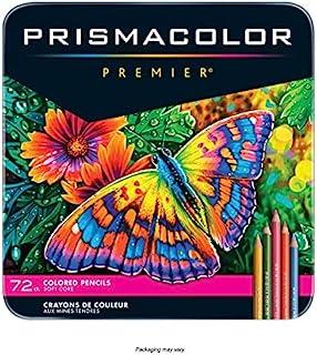 Prismacolor Premier 彩色鉛筆,軟芯,72支裝