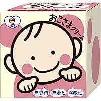 TO-PLAN 兒童面霜保濕霜 無染色劑 無香料 低刺激霜 110g