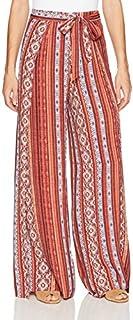 ASTR 标签女式 Regina 开叉腿裤
