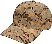 Ouray Sportswear 数码迷彩帽,数码灰/沙,可调节