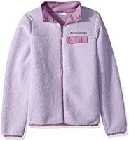 Columbia Mountain Side 厚重全拉链羊毛衫