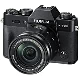 fujifilm x-t20-24.3 mp 无反光数码相机带 xc 16-50mm F3.5-5.6 Ois II 镜…