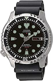 Citizen 西铁城男士手表 Promaster Marine 指针式 NY0040-09EE