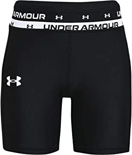 Under Armour 安德玛 女童 HeatGear 自行车短裤