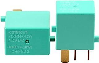 HONGYETAJA 4 件装 G8HN-H70 Micro ISO 继电器适用于本田 Acura G8HN-1A4T-RH 39792-SDA-A01