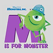 Monsters, Inc.: M is for Monster (Disney Storybook (eBook)) (English Edition)