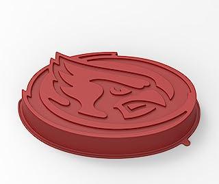 NCAA 爱荷华州立大学旋风蛋糕锅,均码,红色