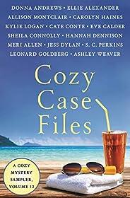 Cozy Case Files, A Cozy Mystery Sampler, Volume 12 (English Edition)