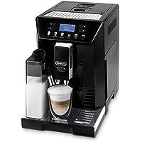 De'Longhi 德龙 Eletta Evo ECAM 46.860.B 全自动咖啡机 带奶泡系统,一键式制备卡布奇诺…