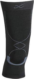 CW-X 膝盖用护具 标准 吸汗 男女通用 BCR604 黑色 日本 S (日本サイズS相当)