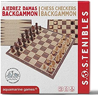 Backgammon 女式国际象棋