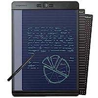 New Boogie Board 繪圖平板黑板:Learning Resources 家庭教師用品非常適合記筆記繪畫板的感覺就像紙和鉛筆,8.5x11BD0160B2C