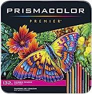 Prismacolor 优质铅笔,彩色铅笔,132支盒装,多种颜色