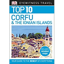 DK Eyewitness Top 10 Corfu and the Ionian Islands (Pocket Travel Guide) (English Edition)