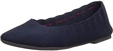 Skechers Cleo Bewitch 女士芭蕾平底鞋