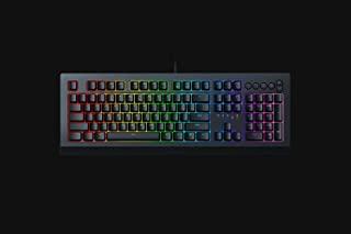 Razer 雷蛇 Cynosa V2 Chroma RGB 膜游戏键盘 英语布局 FRML