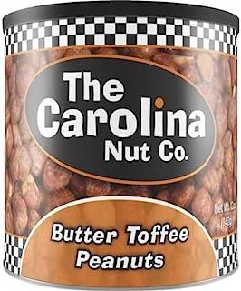 THORFOOD LLC-CAROLINA NUT CO 11047 12 盎司(约 340.2 克)ButterToff 花生 - 数量 6