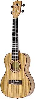 MICO 尤克里里 音乐会尺寸 MUZ-C 单品(附带斑马木材料、齿轮钉式样、琴包)