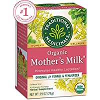 Traditional Medicinals Mother's Milk 女士茶包 16個 6件
