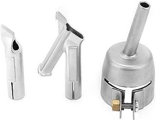 3 件 5 毫米高速焊接设备配件耐热喷嘴头理想替代乙烯基聚氯乙烯塑料热气枪