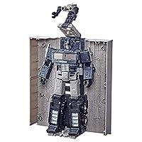 Transformers 變形金剛 塞伯坦的世代戰爭:地球崛起領袖宇宙擎天柱人物模型,適合8歲及以上兒童,7英寸(亞馬遜專屬)