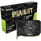 Palit GeForce GTX 1650 SUPER StormX 4 GB GDDR6 显卡,DisplayPor…