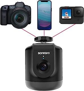 Sonnoro 360 度智能自动跟踪套装   手机支架   免提面部身体运动跟踪相机支架 - 视频和照片内容创建 Pod