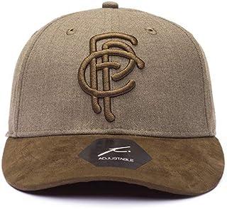 FC Porto Boné Castanho 1。 Logo Headwear 无性别,棕色,0