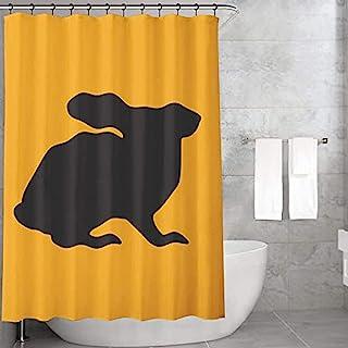 Bonamaison 浴帘,涤纶,多色,均码